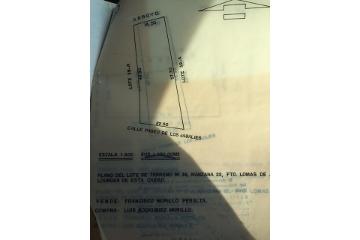 Foto de terreno habitacional en venta en  , lomas de lourdes, saltillo, coahuila de zaragoza, 2587903 No. 01