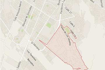 Foto de terreno habitacional en venta en  , lomas de lourdes, saltillo, coahuila de zaragoza, 2629275 No. 01