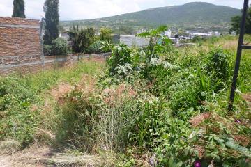 Foto de terreno habitacional en venta en margaritas 57, santa rosa de jauregui, querétaro, querétaro, 2781559 No. 01