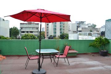 Foto de departamento en renta en mazatlan , condesa, cuauhtémoc, distrito federal, 0 No. 01