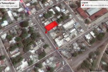 Foto de terreno habitacional en venta en melchor ocampo 808, tamaulipas, tampico, tamaulipas, 4373371 No. 01