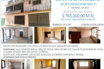 Foto de casa en venta en  , metepec, atlixco, puebla, 2670911 No. 01