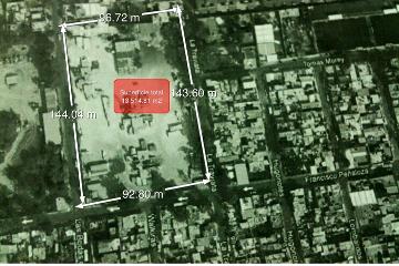 Foto de terreno comercial en venta en  , miguel hidalgo, tláhuac, distrito federal, 2808479 No. 01