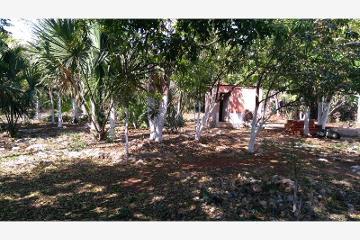 Foto de terreno habitacional en venta en  , militar, valladolid, yucatán, 0 No. 01