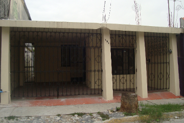 Foto de casa en venta en  , monterreal infonavit, general escobedo, nuevo león, 1489137 No. 01