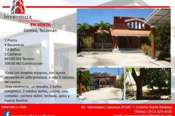 Foto de casa en renta en morelos 443, san isidro, tecomán, colima, 2209714 no 01
