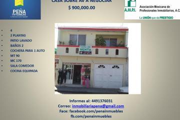 Foto principal de casa en venta en municipio libre 2782318.
