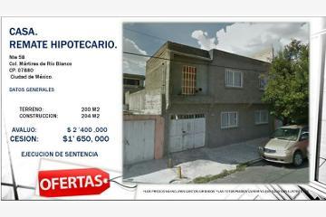 Foto de casa en venta en  58, ampliación mártires de río blanco, gustavo a. madero, distrito federal, 2974691 No. 01