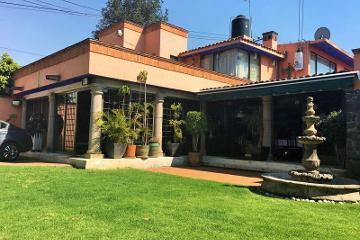 Foto de casa en venta en ojo de agua 4, ejidos de san pedro mártir, tlalpan, distrito federal, 2806349 No. 01