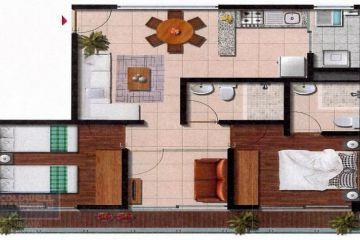 Foto de departamento en venta en orinoco 40 bis, zacahuitzco, benito juárez, df, 2233979 no 01
