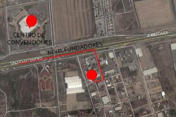 Foto de nave industrial en renta en  , parajes de oriente, saltillo, coahuila de zaragoza, 2716393 No. 01