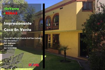 Foto de casa en venta en paseo de san jose club de golf san carlos 257, rinconada san carlos, metepec, méxico, 2652311 No. 01