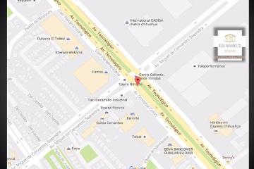 Foto de terreno comercial en renta en  , paseos de chihuahua i y ii, chihuahua, chihuahua, 2792650 No. 01