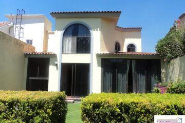 Foto de casa en renta en pedro de alvarado 100, ampliación chapultepec, cuernavaca, morelos, 1482551 no 01