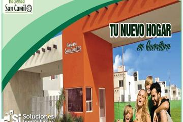 Foto de casa en venta en  , pedro escobedo centro, pedro escobedo, querétaro, 834205 No. 01