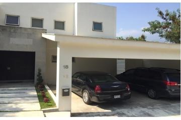 Foto de casa en venta en  , bosquencinos 1er, 2da y 3ra etapa, monterrey, nuevo león, 1597335 No. 01