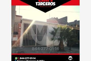 Foto de casa en venta en  1, lomas del refugio, saltillo, coahuila de zaragoza, 2944310 No. 01