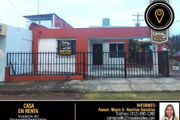 Foto de casa en renta en  , placetas estadio, colima, colima, 2722188 No. 01