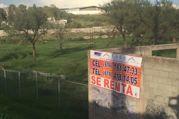 Foto de terreno comercial en renta en  , poblado labor de terrazas o portillo, chihuahua, chihuahua, 3594473 No. 01