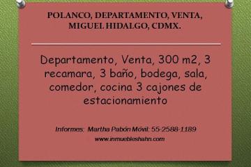 Foto de departamento en venta en  , polanco v sección, miguel hidalgo, distrito federal, 2267637 No. 01