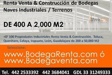 Foto de nave industrial en venta en  , polígono empresarial santa rosa jauregui, querétaro, querétaro, 2904772 No. 01