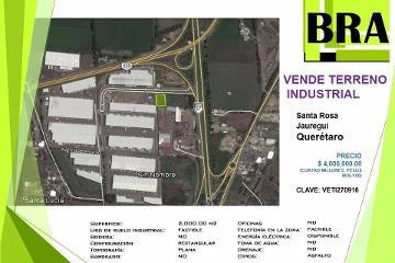 Foto de terreno industrial en venta en  , polígono empresarial santa rosa jauregui, querétaro, querétaro, 0 No. 01