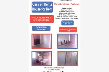 Foto de casa en renta en porton real 1, portones, irapuato, guanajuato, 2784953 No. 01