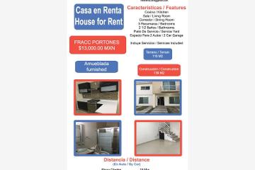 Foto de casa en renta en portones 1, portones, irapuato, guanajuato, 2814404 No. 01
