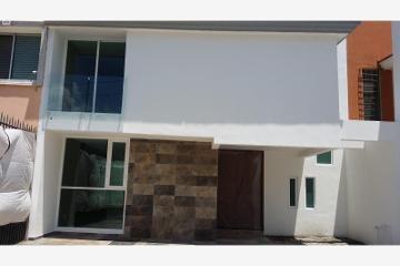 Foto de casa en venta en primer retorno de la 17 sur 1704, zerezotla, san pedro cholula, puebla, 2046998 No. 01