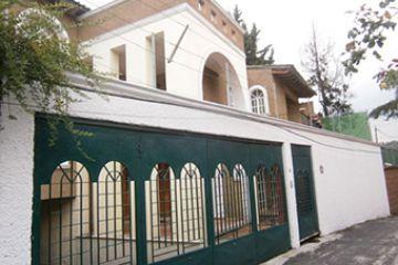 Foto de casa en venta en privada de ocotepec, san jerónimo lídice, la magdalena contreras, df, 2344549 no 01