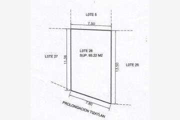 Foto de terreno habitacional en venta en prolongación tizatlán solar 24, nueva imagen, coatzacoalcos, veracruz de ignacio de la llave, 4592613 No. 01