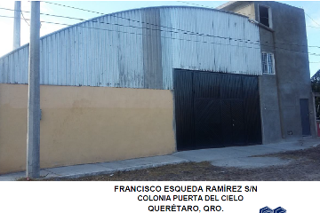Foto de nave industrial en venta en  , puerta del cielo, querétaro, querétaro, 2994796 No. 01