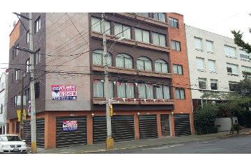 Foto de departamento en venta en quintana roo , roma sur, cuauhtémoc, distrito federal, 2827281 No. 01
