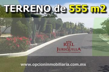 Foto de terreno habitacional en venta en  , real de juriquilla (diamante), querétaro, querétaro, 2831335 No. 01