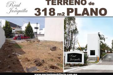Foto de terreno habitacional en venta en  , real de juriquilla (diamante), querétaro, querétaro, 2831338 No. 01