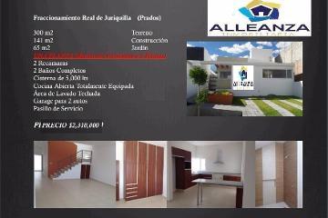Foto de casa en venta en  , real de juriquilla, querétaro, querétaro, 2057158 No. 01