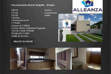 Foto de casa en venta en  , real de juriquilla, querétaro, querétaro, 2292664 No. 01