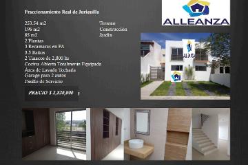 Foto de casa en venta en  , real de juriquilla, querétaro, querétaro, 2341874 No. 01