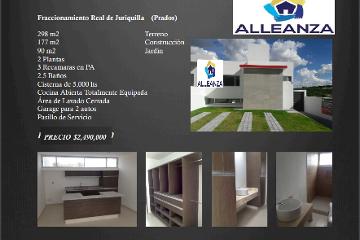 Foto de casa en venta en  , real de juriquilla, querétaro, querétaro, 2631459 No. 01