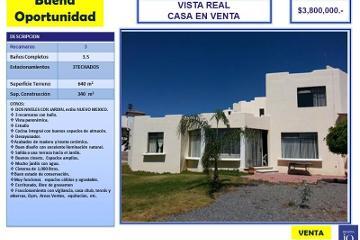 Foto de casa en venta en  1, balcones de vista real, corregidora, querétaro, 1798458 No. 01
