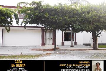 Foto de casa en renta en  , real vista hermosa, colima, colima, 2738414 No. 01