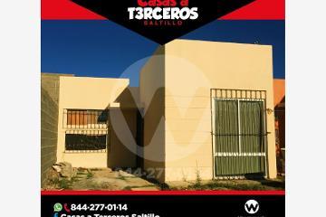 Foto de casa en venta en  1456, misión cerritos, saltillo, coahuila de zaragoza, 2908283 No. 01