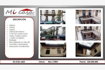 Foto de edificio en venta en  16, centro (área 2), cuauhtémoc, distrito federal, 2916905 No. 01