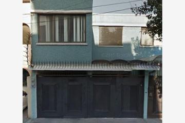 Foto de casa en venta en rio ameca 0, paseos de churubusco, iztapalapa, distrito federal, 2673203 No. 01