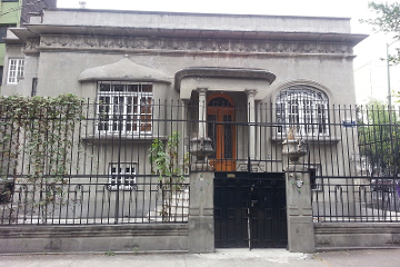 Foto de casa en renta en  , roma norte, cuauhtémoc, distrito federal, 1598706 No. 01