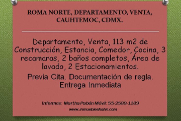 Foto de casa en venta en  , roma norte, cuauhtémoc, distrito federal, 2320117 No. 01