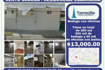 Foto de bodega en renta en  2902, esmeralda, puebla, puebla, 2942555 No. 01