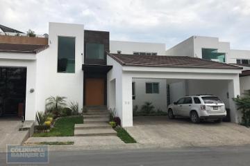 Foto de casa en venta en saint just, carretera nacional, monterrey, santiago , los cristales, monterrey, nuevo león, 2582390 No. 01