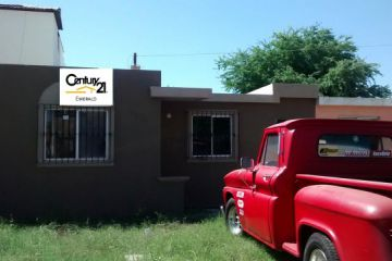 Foto de casa en venta en salvador alvarado 2343, villas del sol, ahome, sinaloa, 1709782 no 01
