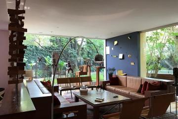 Foto de casa en renta en  , san angel, álvaro obregón, distrito federal, 2110042 No. 01
